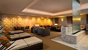 View of the spa Relaxation Room