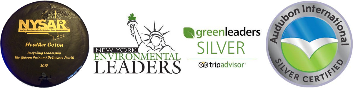 Gideon Putnam Environmental Awards